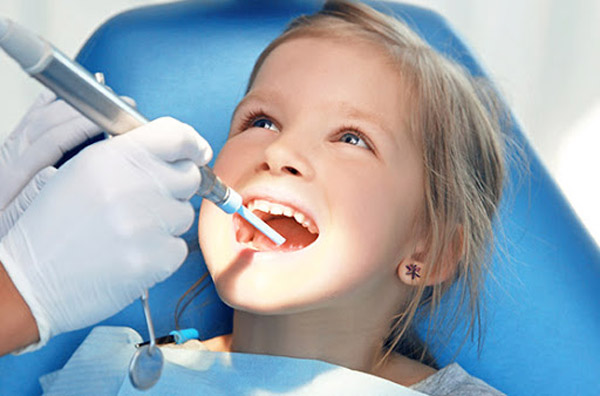 دندانپزشکی اطفال