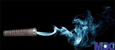 تاثیر سیگار بر ایمپلنت