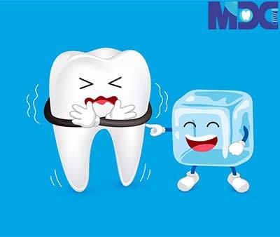 درمان حساسیت دندان به سرما