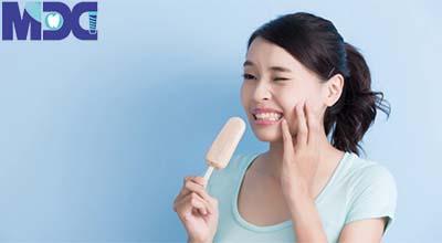 حساسیت دندان به سرما-کلینیک دندان پزشکی مدرن